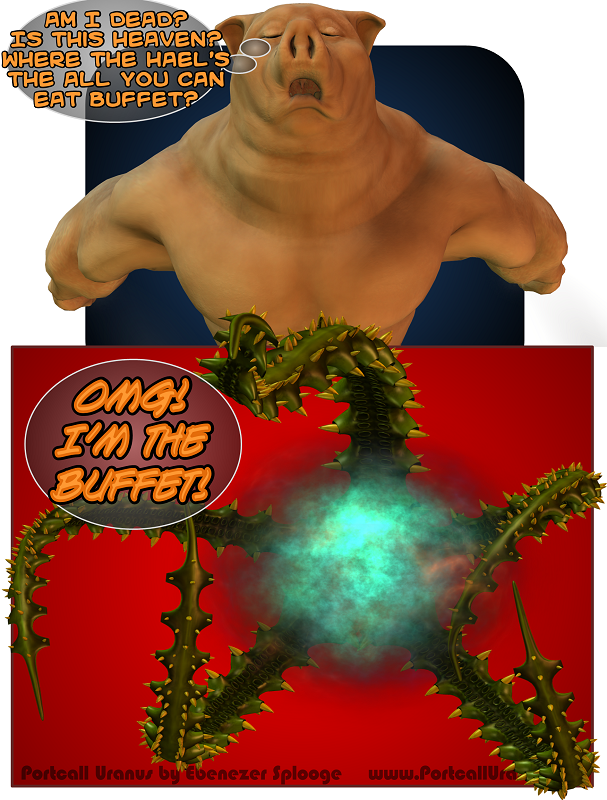 Pork Buffet